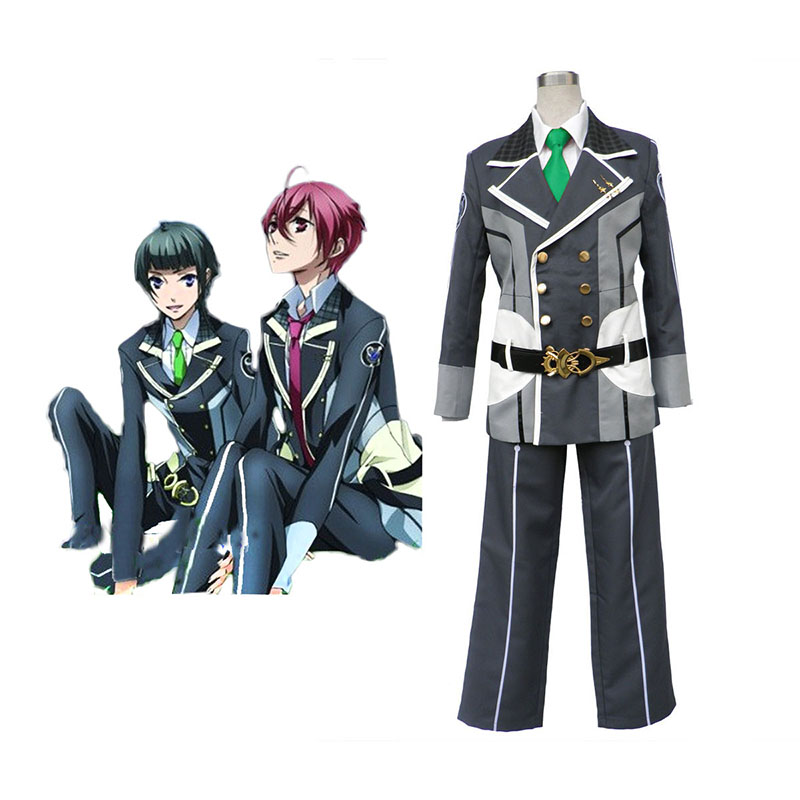 Starry Sky Male Winter Schooluniform 2 Cosplay Kostuums Nederland