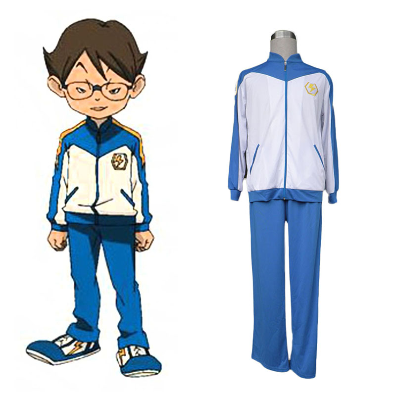 Inazuma Eleven Japan Team Winter 1 Cosplay Kostuums Nederland