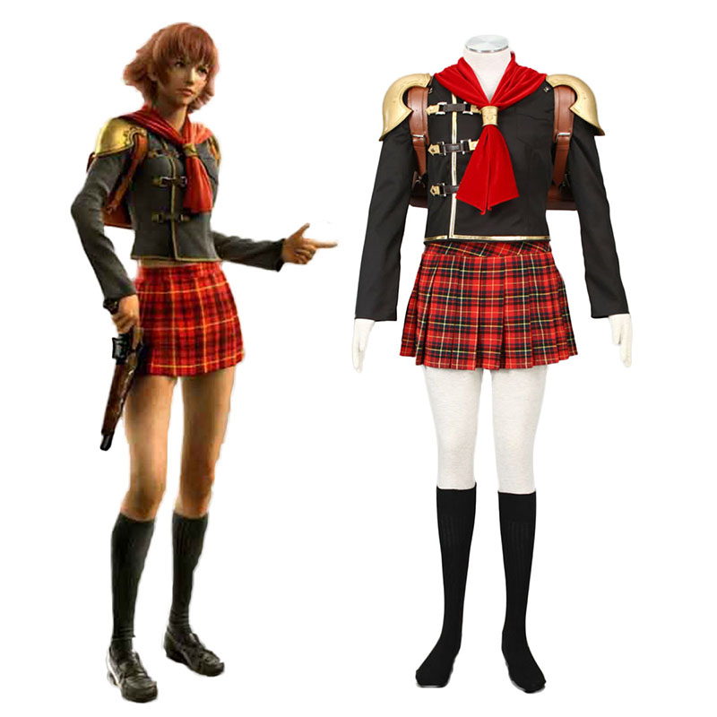 Final Fantasy Type-0 Cater 1 Cosplay Kostuums Nederland