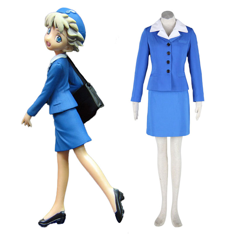 Aviation Uniform Culture Stewardess 2 Cosplay Kostuums Nederland