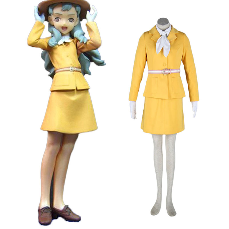 Aviation Uniform Culture Stewardess 5 Cosplay Kostuums Nederland