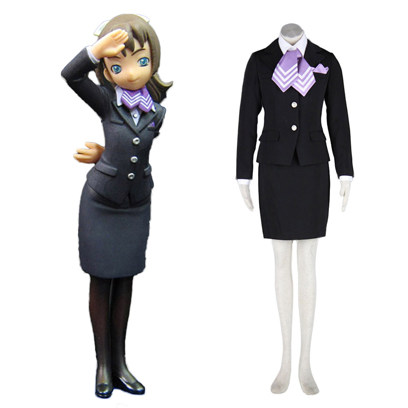 Aviation Uniform Culture Stewardess 9 Cosplay Kostuums Nederland