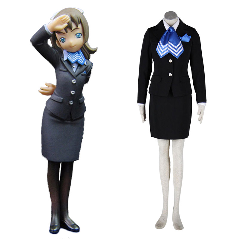 Aviation Uniform Culture Stewardess 10 Cosplay Kostuums Nederland