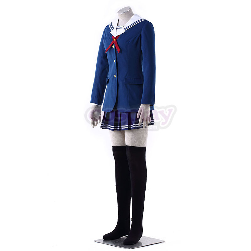 Saekano: How to Raise a Boring Girlfriend Toyogasaki Uniformen Cosplay Kostuums Nederland