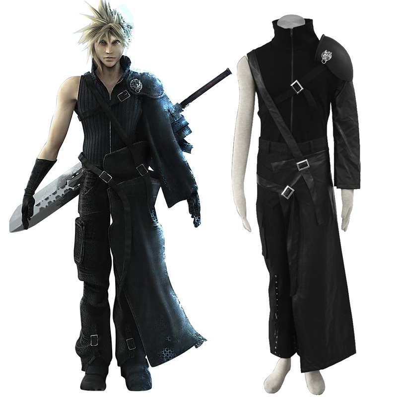 Final Fantasy VII Cloud Strife Cosplay Kostuums Nederland