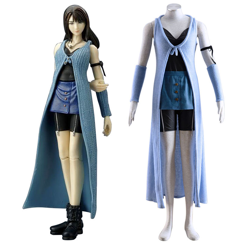 Final Fantasy VIII Rinoa Heartilly 1 Cosplay Kostuums Nederland