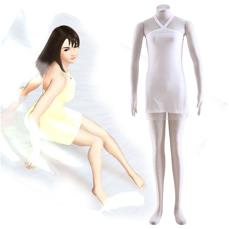 Final Fantasy VIII Rinoa Heartilly 2 Cosplay Kostuums Nederland