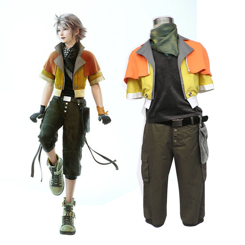 Final Fantasy XIII Hope Estheim 1 Cosplay Kostuums Nederland