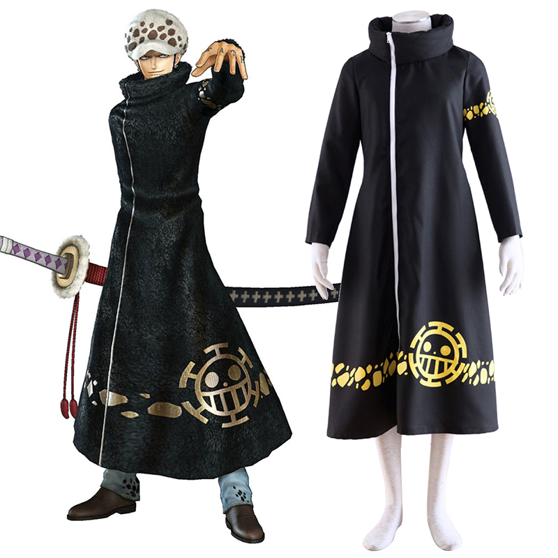 One Piece Trafalgar Law 2 Cosplay Kostuums Nederland