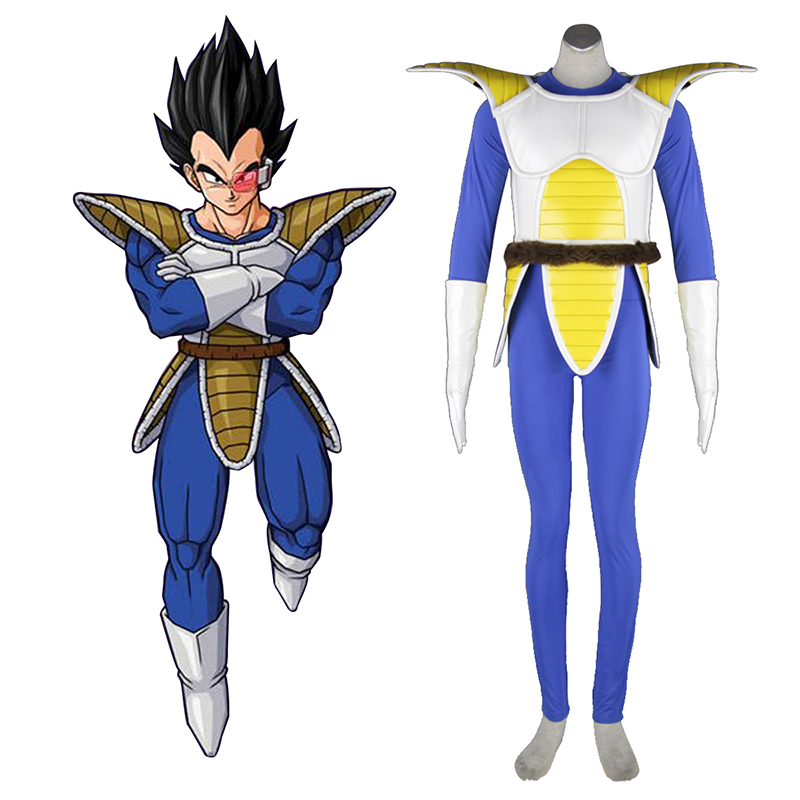 Dragon Ball Vegeta 1 Cosplay Kostuums Nederland