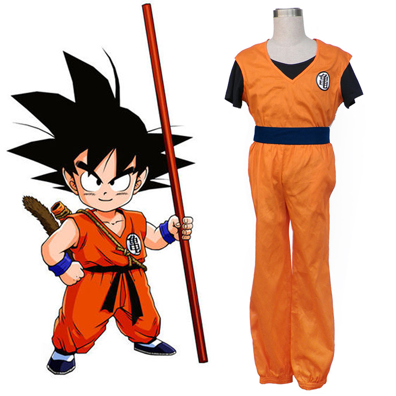 Dragon Ball Son Goku 1 Cosplay Kostuums Nederland