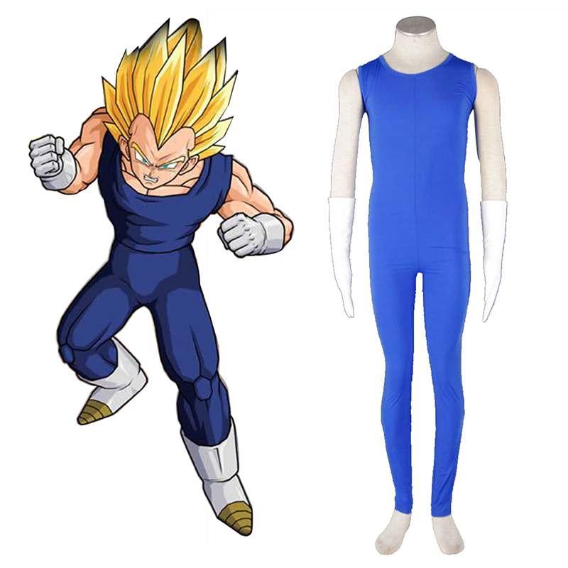 Dragon Ball Vegeta 2 Cosplay Kostuums Nederland