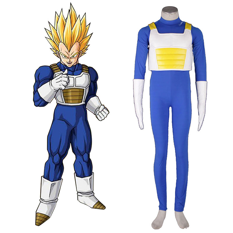 Dragon Ball Vegeta 3 Cosplay Kostuums Nederland
