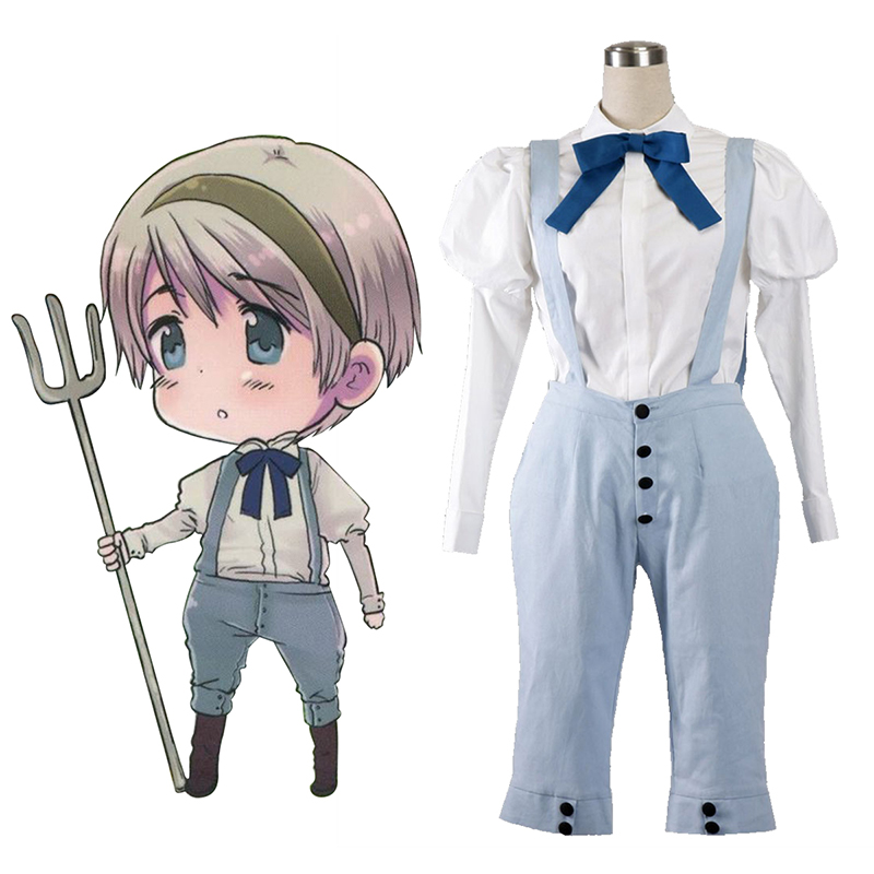 Axis Powers Hetalia Ukraine 1 Cosplay Kostuums Nederland