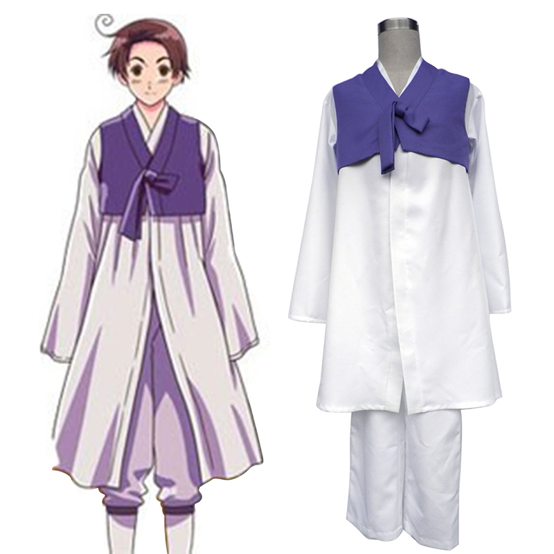 Axis Powers Hetalia South Korea 1 Cosplay Kostuums Nederland