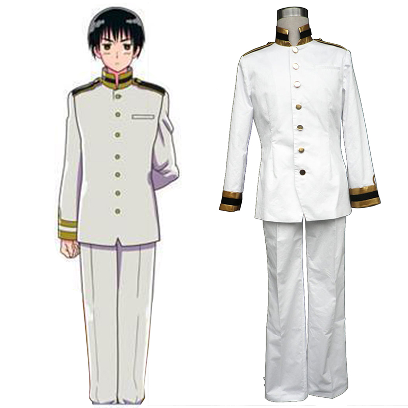 Axis Powers Hetalia Japan Honda Kiku 1 Cosplay Kostuums Nederland