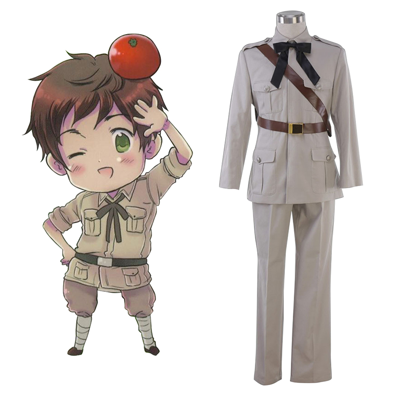Axis Powers Hetalia Spain Antonio Fernandez Carriedo 1 Cosplay Kostuums Nederland
