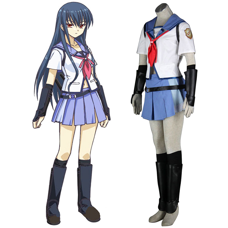 Angel Beats! Shina Eri 1 Cosplay Kostuums Nederland