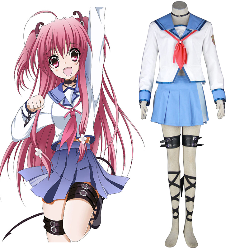 Angel Beats! Yui 1 Cosplay Kostuums Nederland