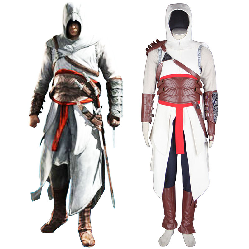 Assassin's Creed Assassin 1 Cosplay Kostuums Nederland