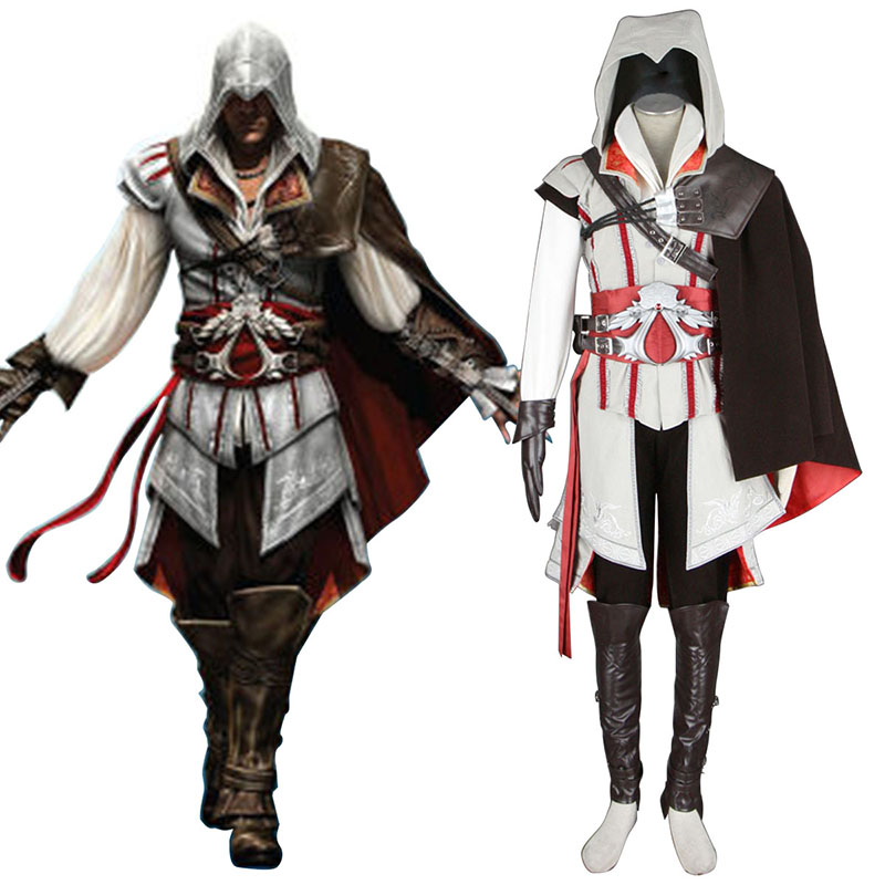 Assassins Creed II Assassin 2 Cosplay Kostuums Nederland