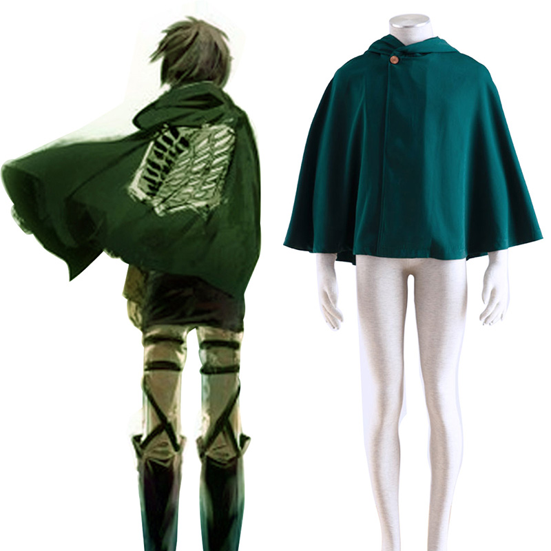 Attack on Titan Survey Corps Cloak 2 Cosplay Kostuums Nederland
