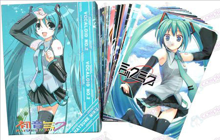 + Card Hatsune Postcard 1