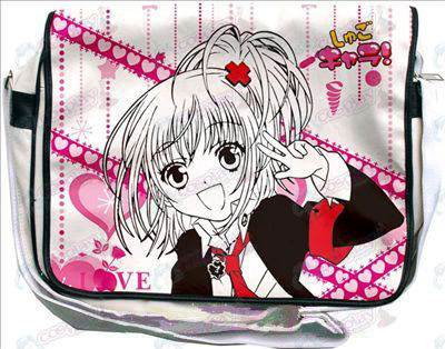 Shugo_Chara! Accessoires tas (wit)