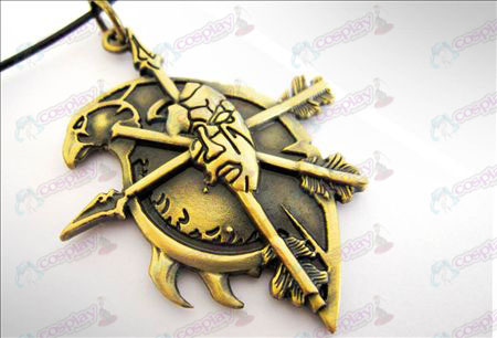 World of Warcraft Accessoires ondoden ras ketting