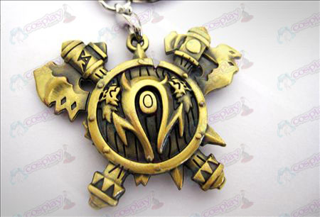 World of Warcraft Accessoires Orcs machine touw