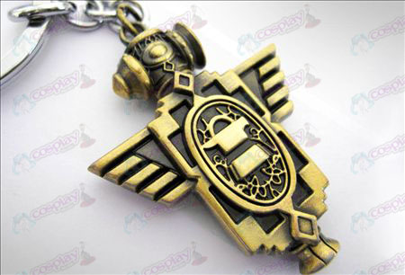 World of Warcraft Accessoires dwergen Keychain