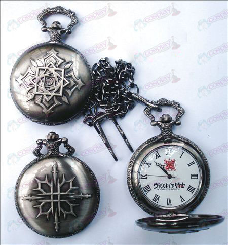 Vampire knight Accessoires zakhorloge (drums)