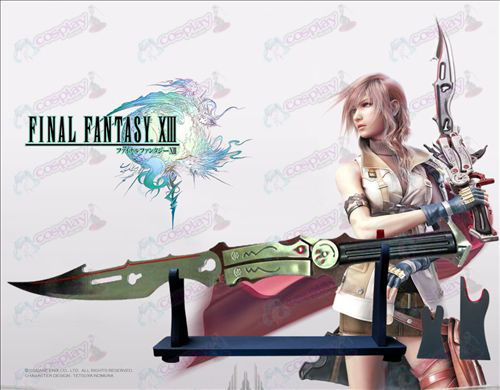 Final Fantasy AccessoriesIX messen +