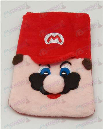 Super Mario Bros Accessoires Pouch (Rood)