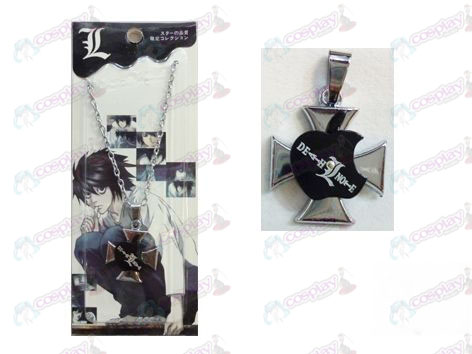 Death Note accessoires Apple Series 0 woord ketting