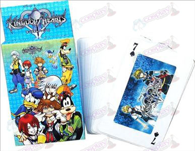kingdom Hearts Accessoires Poker 1