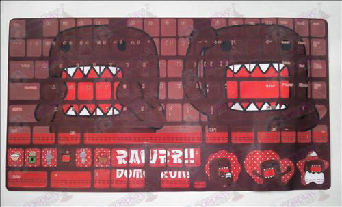 Domo Accessoires keyboard stickers