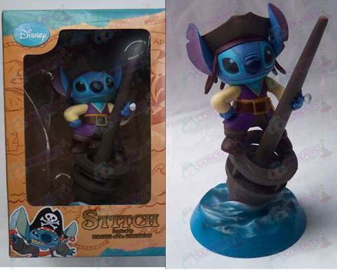 Piraat Lilo & Stitch Accessoires Doll