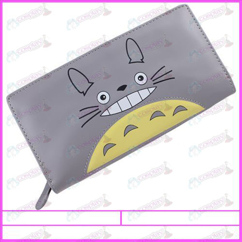 My Neighbor Totoro AccessoriesPVC lange portemonnee