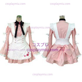 Sweet Plaid Maid Cosplay Lolita Kostuums