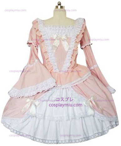 Bell mouwen Sweet Lolita Cosplay Dress