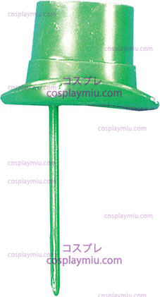 St Patrick Revers Pin Hat