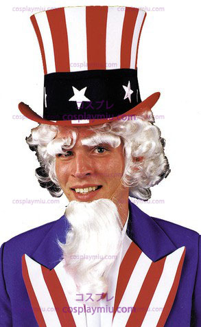 Uncle Sam Pruik Sik Eyebrow G