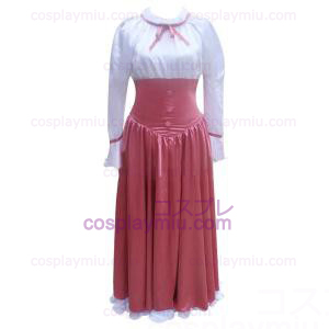 Chobits Chii Maid Dress Cosplay Kostuum