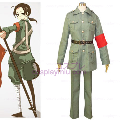 Axis Powers China Cosplay Kostuum