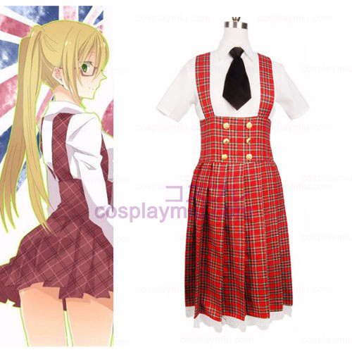 Axis Powers Gakuen School Uniform Cosplay Kostuum