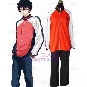 De Prince Of Tennis Selecties Team Winter Uniform Cosplay Kostuum