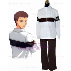 De Prince Of Tennis St. Rudolph Middle School Winter Uniform Cosplay Kostuum