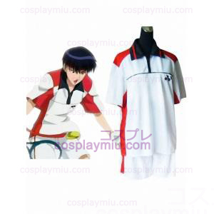 De Prince Of Tennis Selecties Team Summer Uniform Cosplay Kostuum