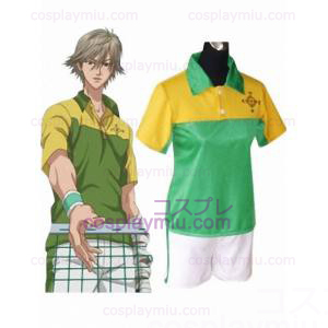 De Prince Of Tennis Shitenhoji Middle School Summer Uniform Cosplay Kostuum